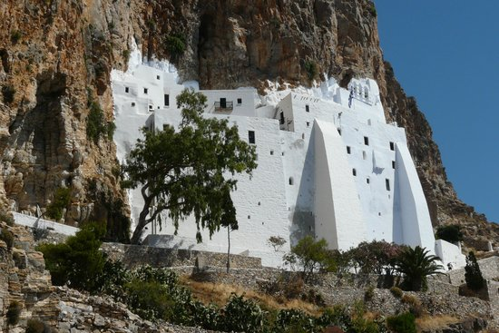 Treat by the monks after visit - Picture of Monastery of ...