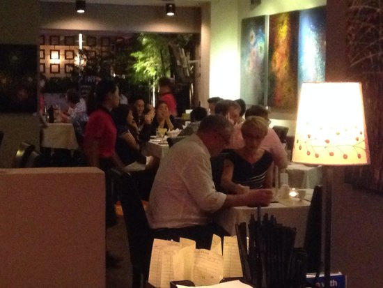 Pampas Grill & Bar: Dinner Time
