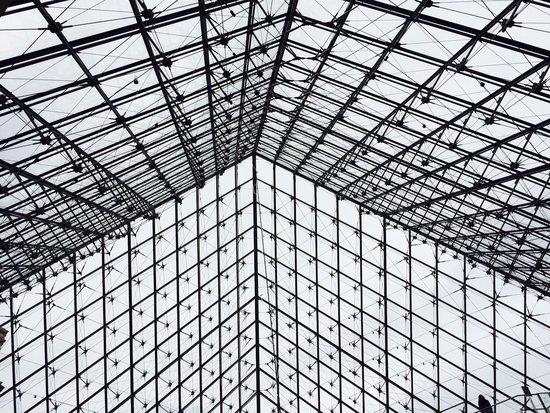 Musée du Louvre : Piramide Louvre