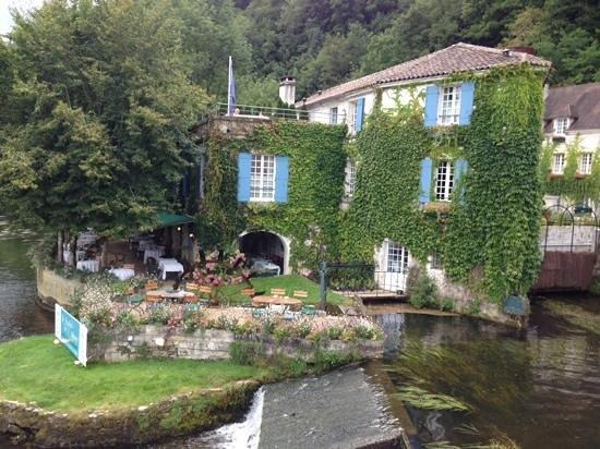 Le Moulin de l'Abbaye : notre p'tit coin de paradis