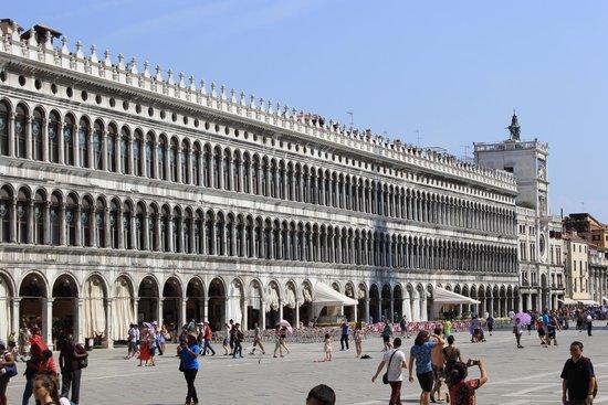 Piazza San Marco (Place St Marc) : Place Saint Marc