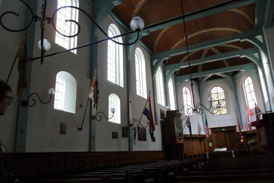 Beginenhof (Begijnhof): Interno chiesetta