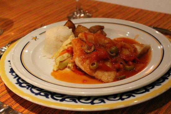 Iberostar Tucan Hotel: Restaurante mexicano