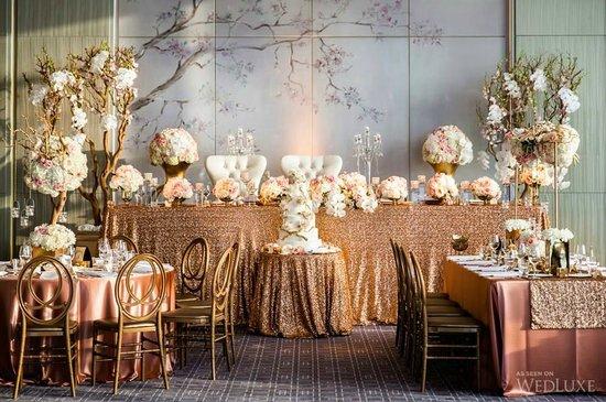 Four Seasons Hotel Toronto: One of my weddings - Vinci Ballroom