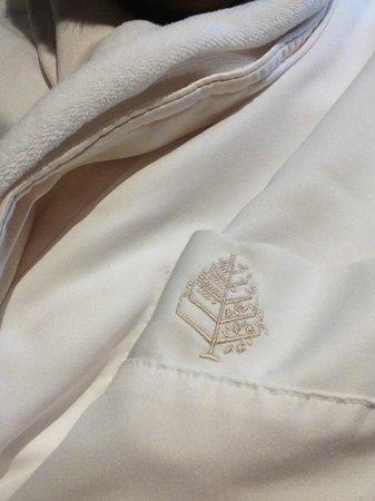 Four Seasons Hotel Toronto: Spa Robe