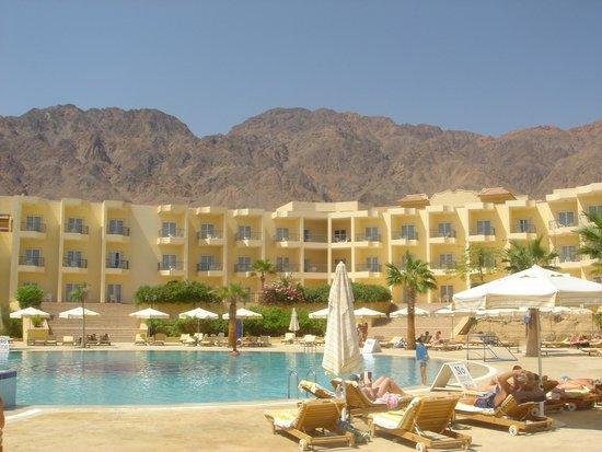 Sol Taba Red Sea : fantastic views