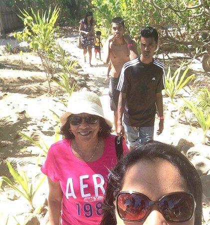 Treasure Island Resort: With families to treasure island