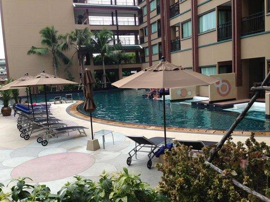 Novotel Phuket Vintage Park : Swimming Pool