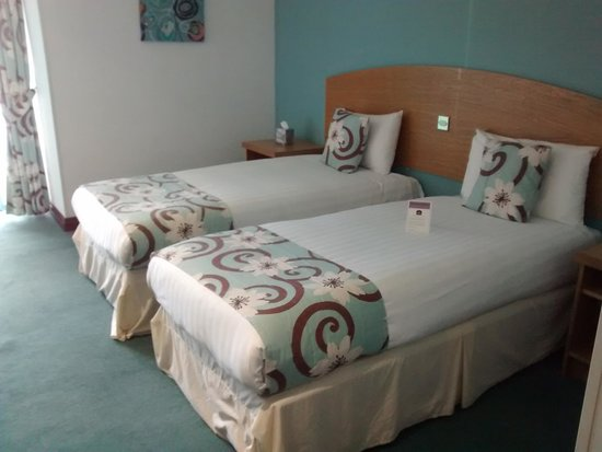 BEST WESTERN Passage House Hotel: Twin Room