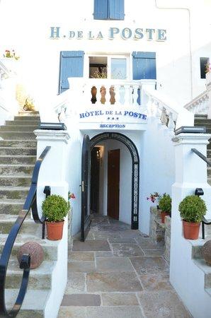 Grand Hotel de La Poste : Милый французский шарм