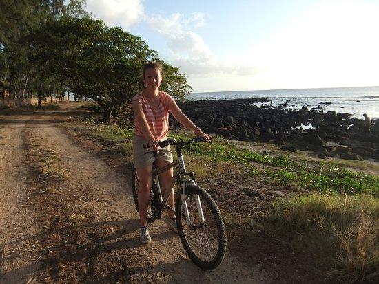 Maritim Resort & Spa Mauritius: Evening Cycle tour