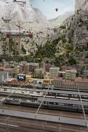 Miniatur Wunderland : Швейцария