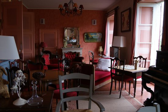 Hostellerie Val de Creuse: Espace de convivialité