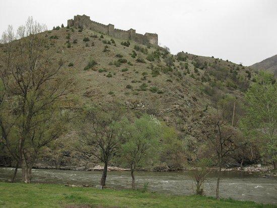 Maglic fortress, Kraljevo, Serbia (photo by Jasna and Ljubisa Cvetic)