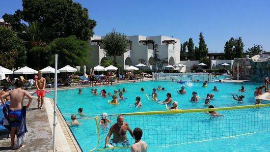 Sun Palace Hotel : Poolen