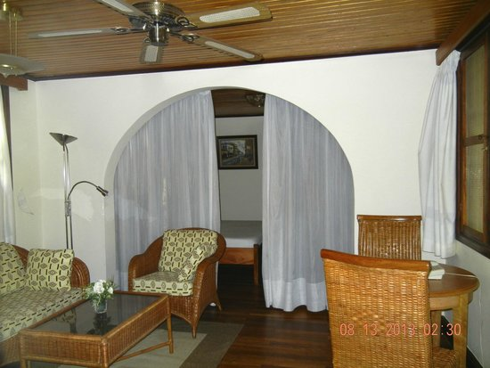 Esther's Hotel : One of the double rooms