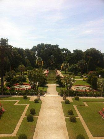 Villa & Jardins Ephrussi de Rothschild : garden