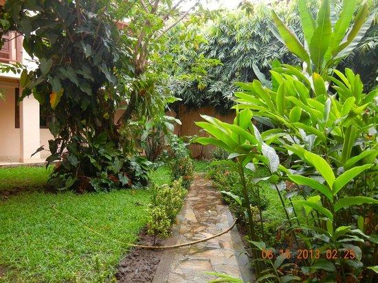 Esther's Hotel : Garden