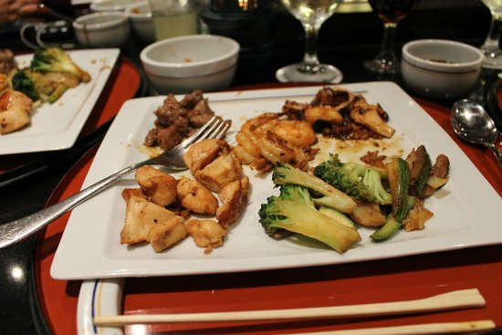 Iberostar Tucan Hotel: Restaurante japonês