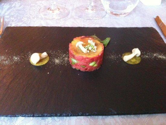 Restaurant Au Gout Du Jour : Entrée