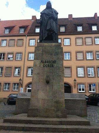 Albrecht-Duerer Denkmal