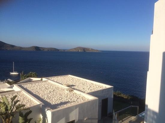 Tui Sensimar Elounda Village Resort & Spa by Aquila: view from the room