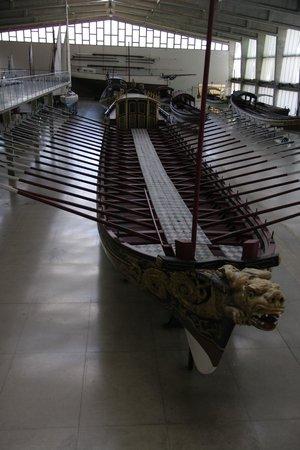 Museu da Marinha : Une galère royale