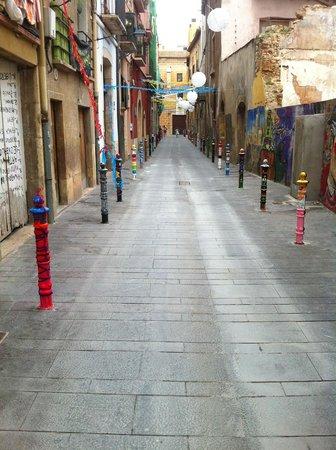 Calle de los Pilones