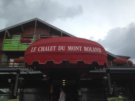 Hotel Le Chalet du Mont Roland: Le chalet du mont roland