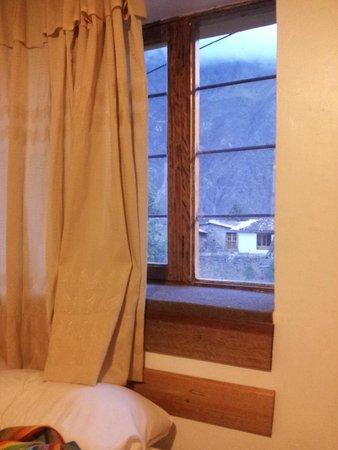 Andean Moon Hostal: Vista do quarto