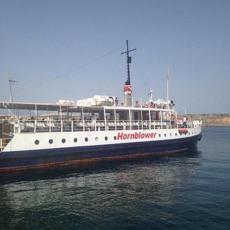 Hornblower Cruises: Boat
