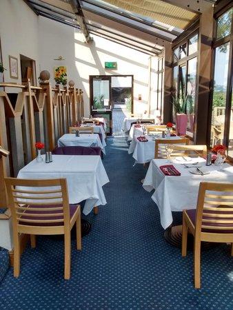 BEST WESTERN Passage House Hotel: Breakfast Room