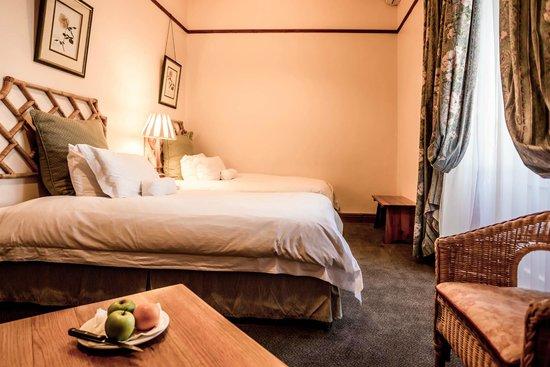 Eendracht Hotel: Northern Twin Room with Balcony