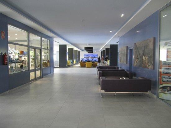 Maspalomas Princess Hotel: Hall