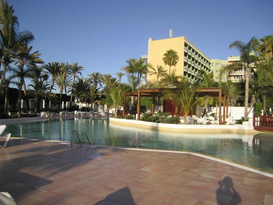 Maspalomas Princess Hotel: Hotel
