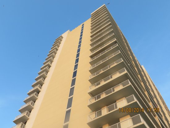 tower 1 picture of majestic beach towers panama city. Black Bedroom Furniture Sets. Home Design Ideas