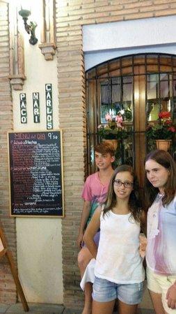 Restaurante Pacomari: Pacomari