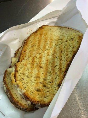 Beecher's Handmade Cheese: Grilled cheese