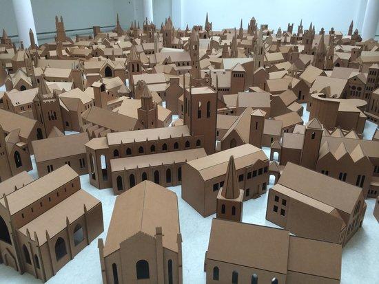 Gallery of Modern Art: Ditemi voi!!!