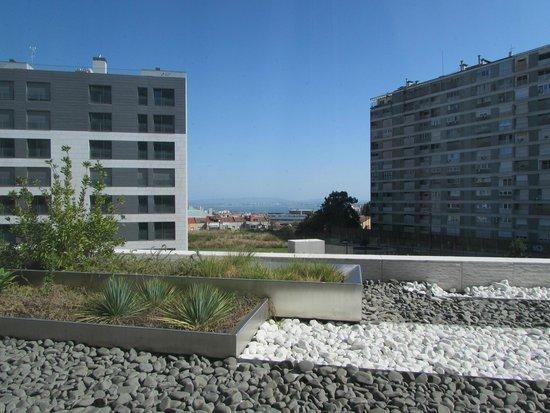 EPIC SANA Lisboa Hotel : View from the room
