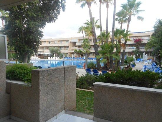 Hotel Ibersol Son Caliu Mar: Vue depuis la chambre