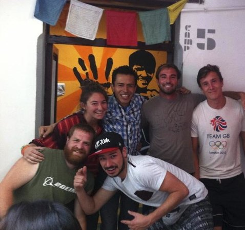Base Camp Hostel: Fun times at Camp 5