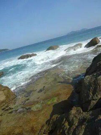 Lopes Mendes Beach: Vista linda