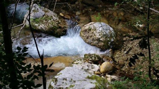 Riserva Naturale Statale Valle dell'Orfento : Stupendooooooooooo