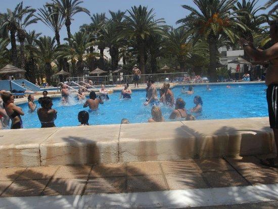 Pool Picture Of Hotel Kanta Port El Kantaoui Tripadvisor