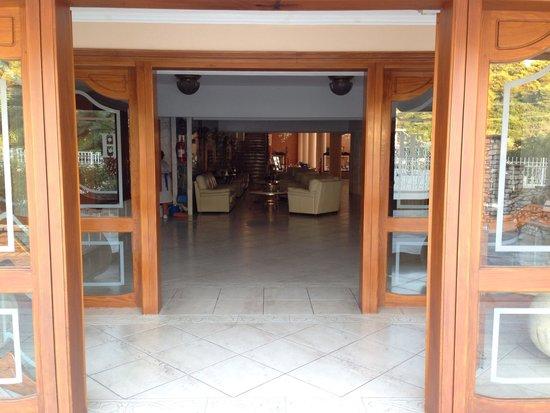 Hotel Esperides: Hotel entrance
