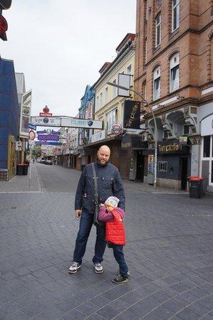 St. Pauli: улица приключений Гамбурга