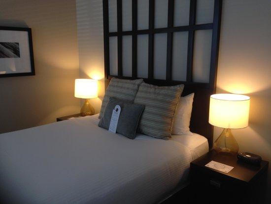The Oswego Hotel: Bedroom