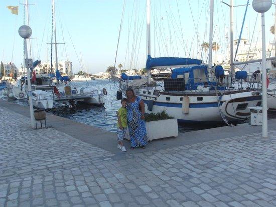 Hotel Kanta: Harbour