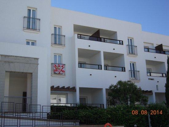 Hotel Fuerte Conil - Costa Luz: Habitacion con bandera SFC